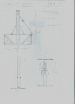 Trebuchet Physics further Desk Trebuchet Plans as well Viewtopic in addition Trebuchets Vs Catapults as well Memespp. on trebuchet arm